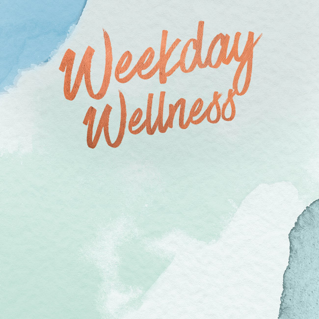 Weekday Wellness at The Pine Marten